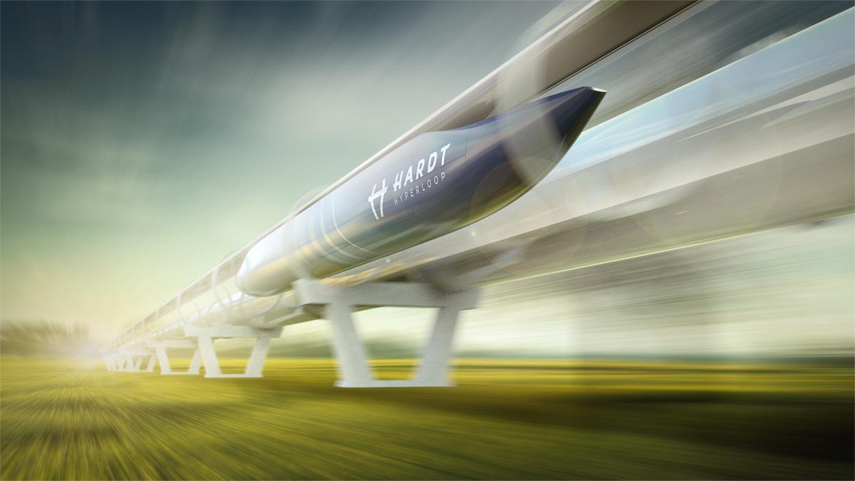 Vote du PDU, pas un mot pour l'hyperloop… Dommage